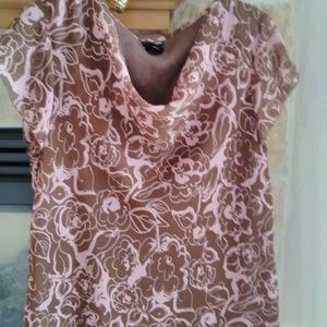 East 5th Cowl Neck Top
